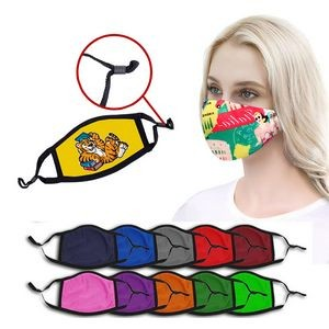 Adults Adjustable Polyester Mask