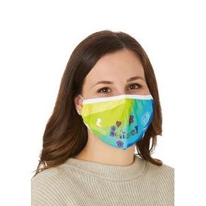 Sublimation Face Mask x10 Units