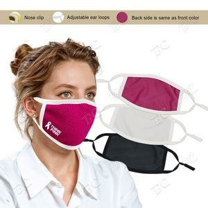 PINK 3ply Reusable Cooling Face Mask - US Stock