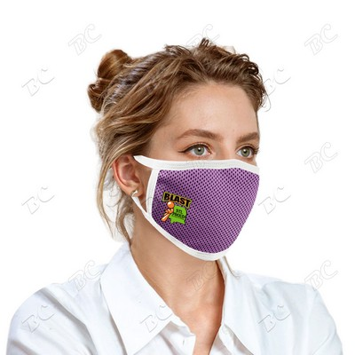 US Stock-3ply Reusable Cooling Face Mask
